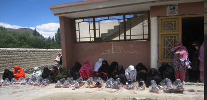Marafi Vocational School (Empowerment of Women)
